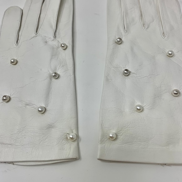 Hermès Vintage Leather Gloves
